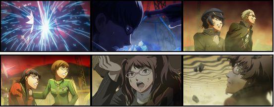 ペルソナ4のアニメ動画を全話無料で見れるぞ!ゲームのアニメ化成功例