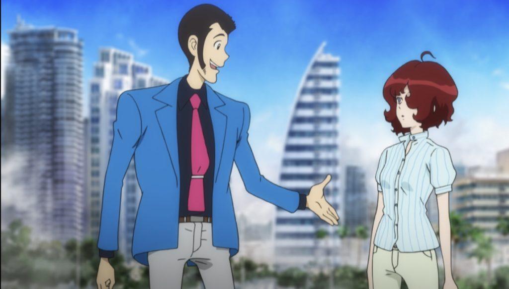 ルパン三世PART5のアニメ動画を全話無料で見れるぞ!平成最後のリメイク版。