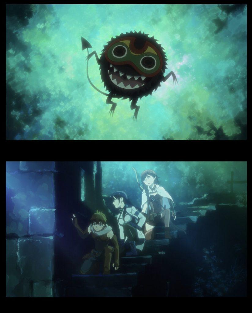 灰と幻想のグリムガルのアニメ動画を全話無料で見れるぞ!RPG風異世界ファンタジー。