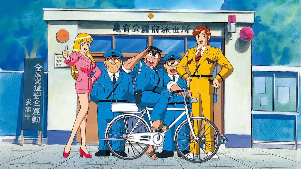こちら葛飾区亀有公園前派出所のアニメ動画を全話無料で見れるぞ!松吉の回は神回だ。