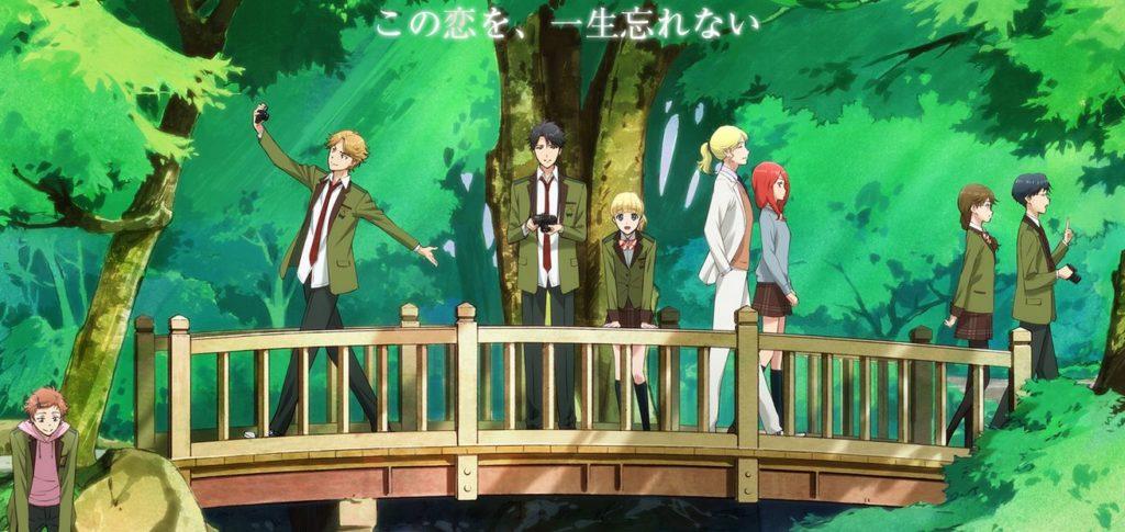 多田くんは恋をしないのアニメ動画を全話無料で見れるぞ!「月刊少女野崎くん」チーム制作